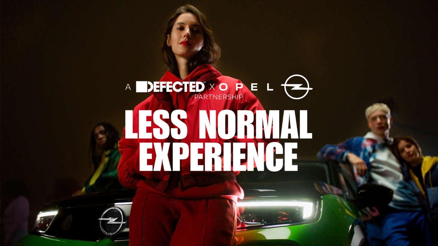 Less Normal Experience — віртуальна вечірка для Opel Mokka!