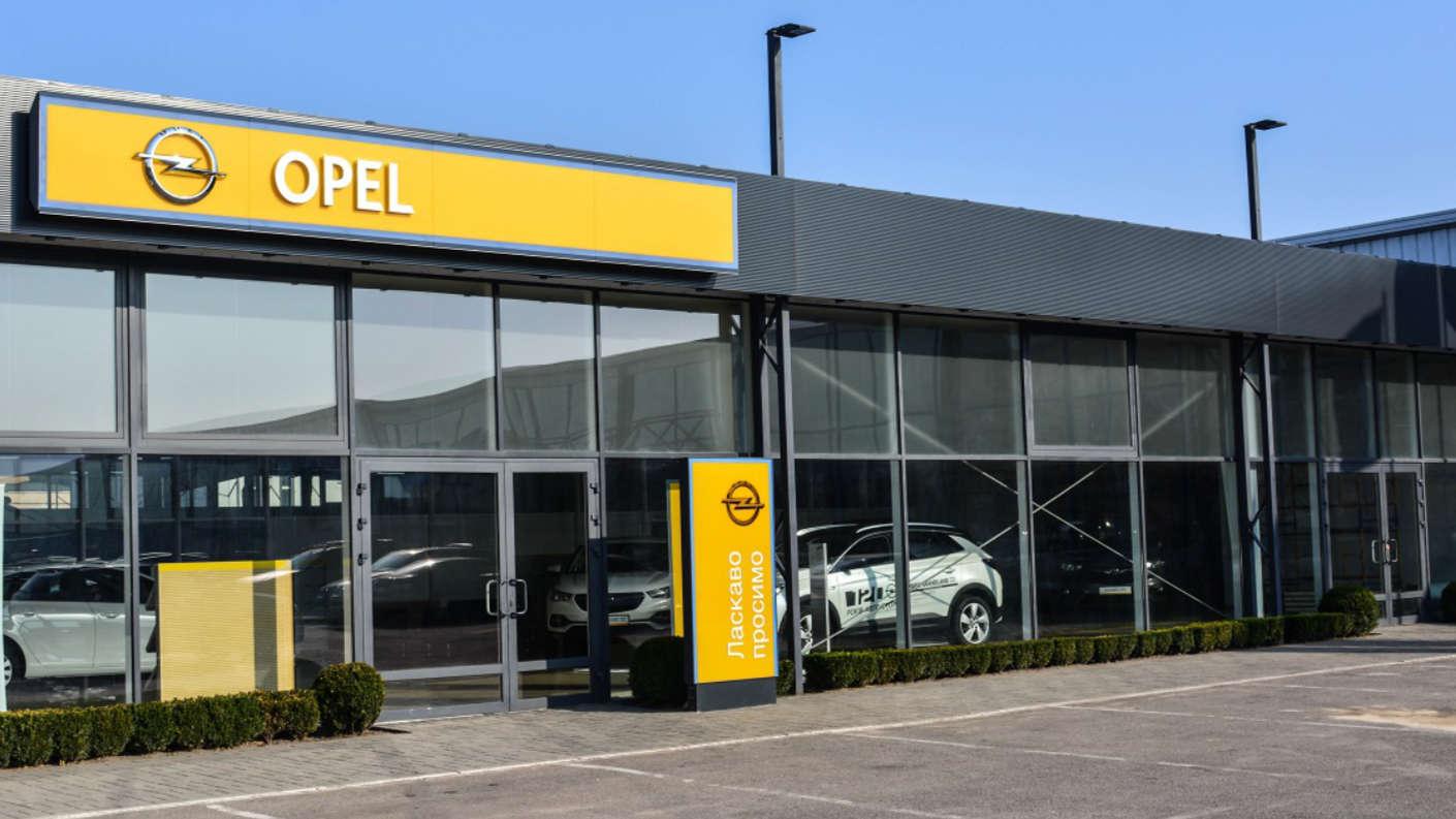 Черкаси, зустрічайте Opel! Відкрито новий дилер Бренду — Opel Центр Черкаси «Ньютон»