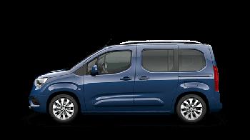 Opel Combo Life 1,5 л АКПП-8 Elegance L2 2021