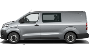 Opel Vivaro 2,0 л (150 к. с.) МКПП-6 Crew Cab L2 2021