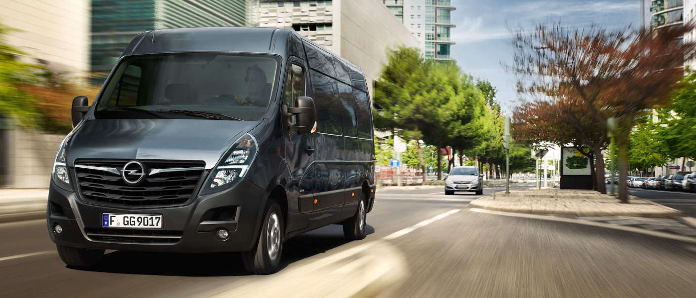 Новий Opel Movano розширює свою гамму — більше потужності, більше вибору!